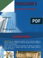 02 Tema N°09 - Carpinteria de Madera Aluminio