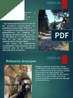 Historia Del Drenaje
