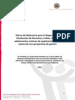 XII Informe 2012