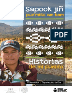 03 Historias de Mi Pueblo Odam Del Sur