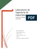 Proyecto Ingenieria de Materiales Final