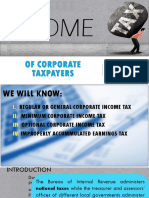 Income Tax Presentation