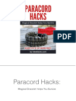 Paracord Hacks eBook