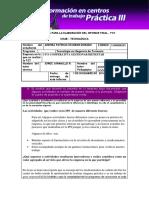 Informe Final (10%)