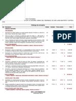 Catalogo de Conceptos de obra de drenaje (Octubre 2017)