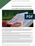 Conceitos de Direita e Esquerda Estão Em Desarmonia Com a Cosmovisão Bíblica - Notícias Adventistas