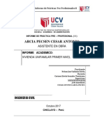 Informe de Prcticas Ucv