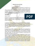 Proyecto de Lectura1