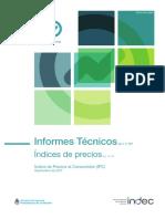 IPC Septiembre 2017