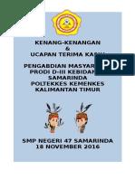 Ratnawati - Plakat Kayu ID Card