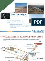 ENMIN 3070 Conveyor Belt