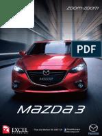 Ficha Tecnica Mazda 3
