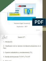 Tv Digital Sesión 1