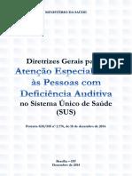Diretrizes Ms Da Portaria Gmms n 2.776