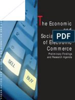 The Economic and Social Impact of Electronic Commerce