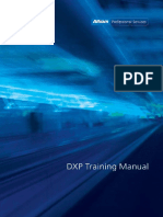 DXP Profesional - Training Manual