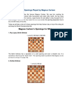 8 Chess Openings Played by Magnus Carlsen.docx