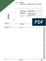 English User Manual plc