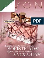 Folheto Avon Cosméticos - 19/2017