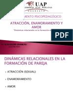 Dinamicas Relacionales en Pareja