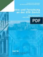 [Schweizerische Akademie Der Technischen Wissensch