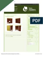 Proyect Tocomadera - Mobiliario Social - 02 - Cortinas en Roperos