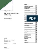Sinumerik 840D Sl_ 828D_job Planning