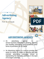 Chapter 2 - Advertising Agency