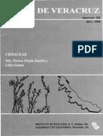 Flora de Veracruz Cistaceae