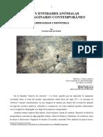 Liminalidad y Fronteras -Seres y Entidades an Mala