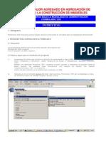 Instructivo Form. 1301 - IVA Construcción