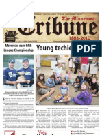 Front Page - August 20, 2010