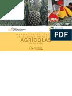 Buenas Prácticas Agropecuarias Piña