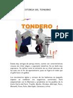 Historia Del Tondero