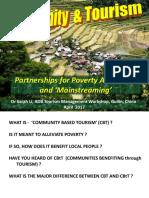 01-CBT Mainstreaming&Partnerships 2017