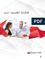 Robert Half Australia Salary Guide 2017