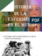 Enfermeria en El Peru y El Mundo