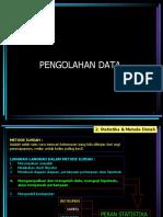 2a Pengolahan Data
