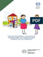 GUÍA DE SEGURIDAD Y SALUD EN EL TRABAJO PARA LAS TRABAJADORAS DOMÉSTICAS DE PARAGUAY