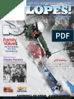 Slopes Magazine 2010-2011