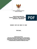 Ahli Deteksi Kebocoran Dan Uji Coba (Commissioning) Jaringan Pemipaan SPAM