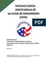 Jass Manual Rough Draft