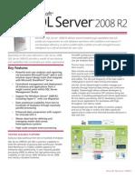 SQL Server 2008 R2 Datasheet