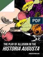 (Wisconsin Studies in Classics) David Rohrbacher-The Play of Allusion in the Historia Augusta-University of Wisconsin Press (2016).pdf