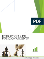 Estrategias de Posicionamiento.