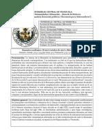 Programa de Economía Política Semestre II-2017