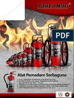 Brosur Alat Pemadam API Fire Indo