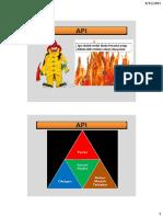 Teori api