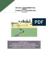 Operacion y Mantenimiento de Redes de Acueducto y Alcantarillado