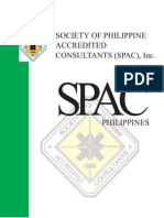 Spac Directory for Website